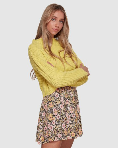 2 Lola Serena Skirt Black 6507525 Billabong