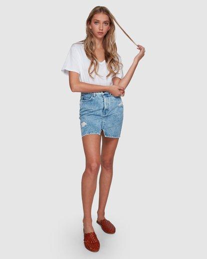 7 Black Magic Skirt Blue 6507532 Billabong