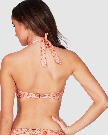 3 Sunny Days Bustier Bikini Top Pink 6507564 Billabong