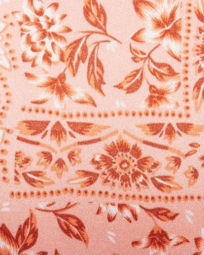 4 Sunny Days Hi Point Tri Bikini Top Pink 6507568 Billabong