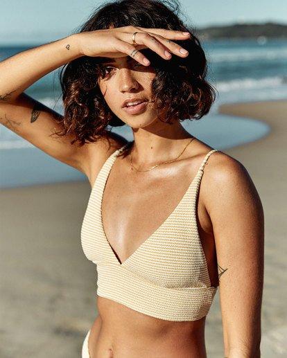 0 Tulum Bralette Bikini Top Yellow 6507572 Billabong