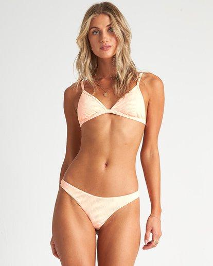 1 Under The Sun Tanga Bikini Bottom Pink 6507636AS Billabong