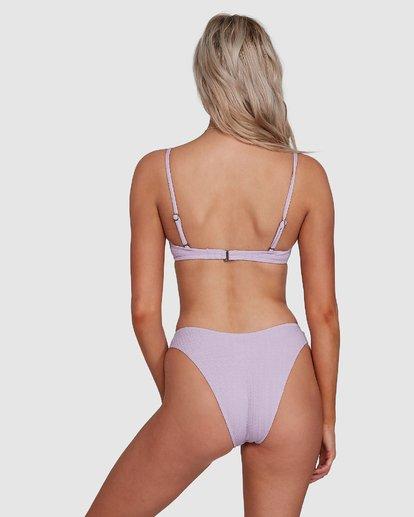 0 Braid Rib Hike Bikini Bottoms Purple 6507678M Billabong