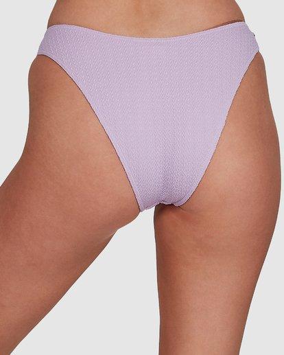 4 Braid Rib Hike Bikini Bottoms Purple 6507678M Billabong
