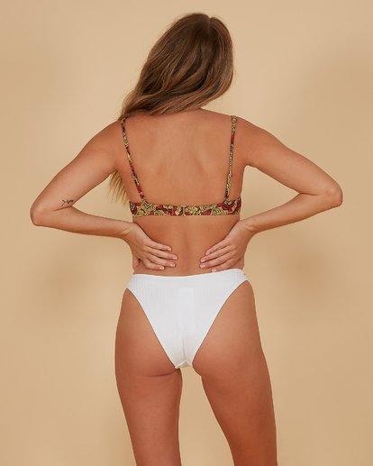 3 Sunbaked Bra Bikini Top Red 6507682M Billabong