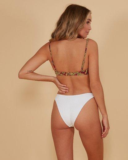 1 Sunbaked Bra Bikini Top Red 6507682M Billabong