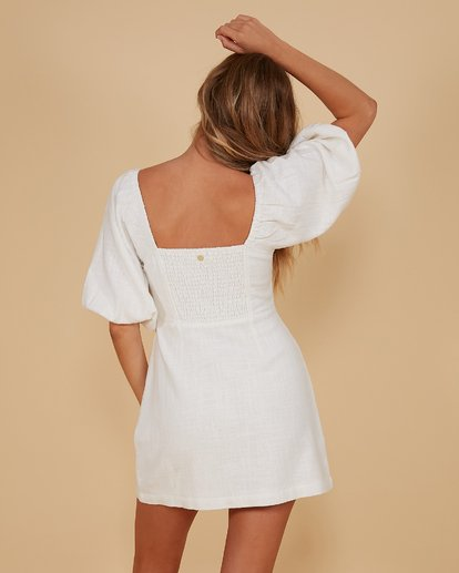 3 White Sand Dress White 6507693M Billabong