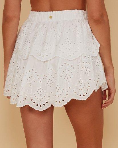 5 White Sand Skirt White 6507697M Billabong