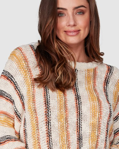 5 Easy Going Sweater White 6507790 Billabong