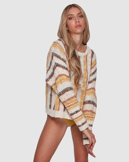 2 Easy Going Sweater White 6507790 Billabong