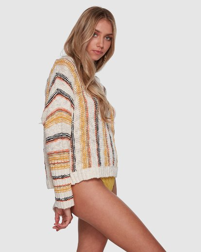 3 Easy Going Sweater White 6507790 Billabong