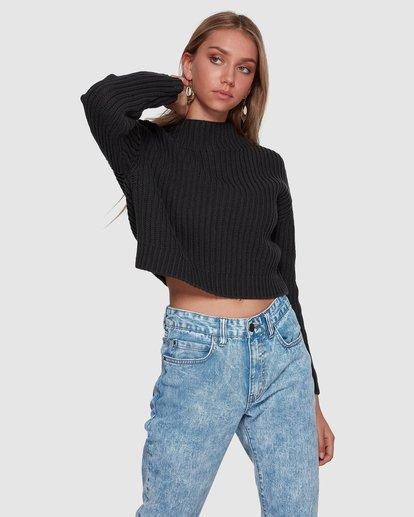 1 Bright Life Sweater Black 6507796 Billabong