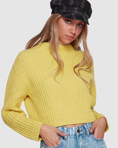 1 Bright Life Sweater White 6507796 Billabong