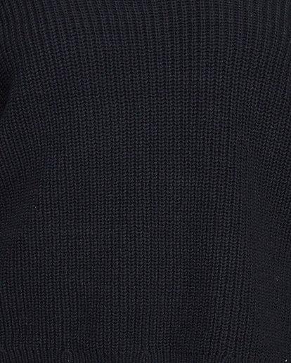 5 Malibu Knit V Neck Black 6507798 Billabong