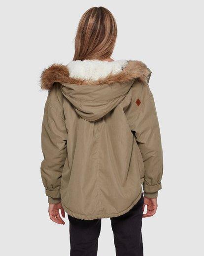 1 Woodlands Jacket Green 6507896 Billabong