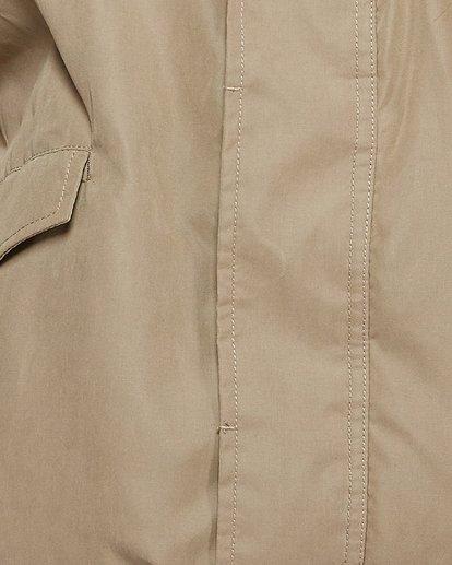 2 Woodlands Jacket Green 6507896 Billabong