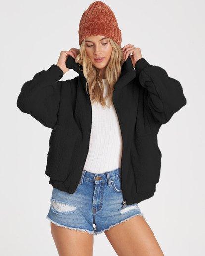 0 Always Cozy Jacket Black 6507900 Billabong