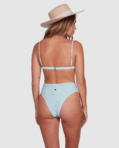 5 Bluesday Hi Point Tri Bikini Top Blue 6507921M Billabong