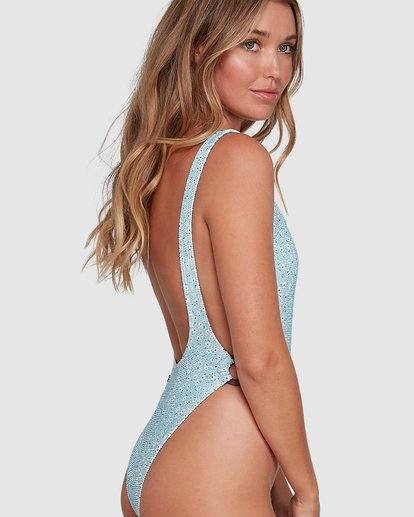 4 Bluesday One Piece	 Blue 6507922M Billabong