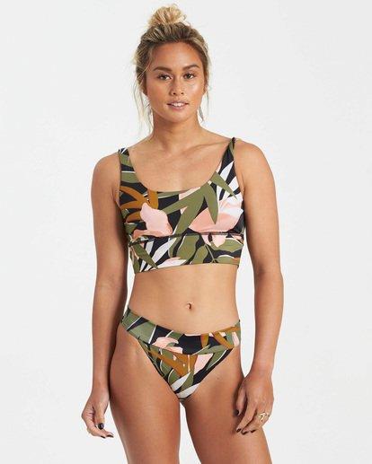 1 Tropic Nights Tropic Bikini Bottoms Black 6507930 Billabong