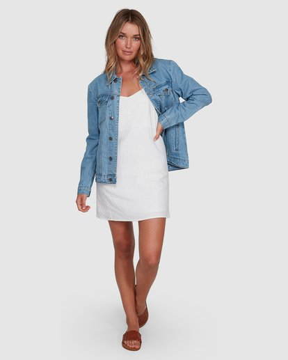5 Salty Water Jacket Blue 6507933X Billabong