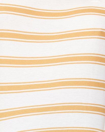 5 New Soul Babe Short Sleeve Tee Yellow 6508004 Billabong