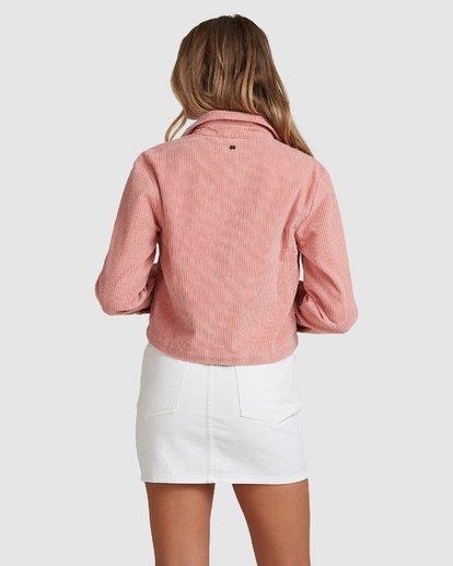3 Tell Me Shirt Pink 6508093 Billabong
