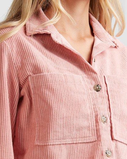 5 Tell Me Shirt Pink 6508093 Billabong