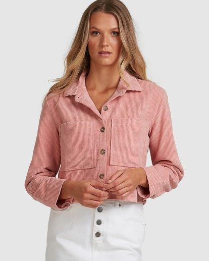 0 Tell Me Shirt Pink 6508093 Billabong