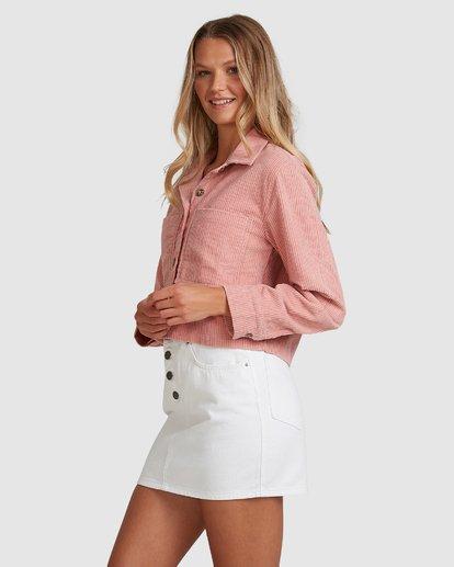2 Tell Me Shirt Pink 6508093 Billabong