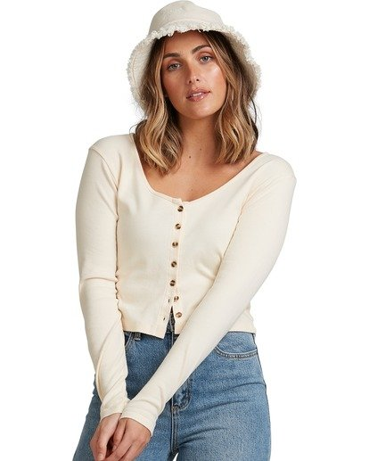 0 Truly Madly Deeply Top White 6508132 Billabong