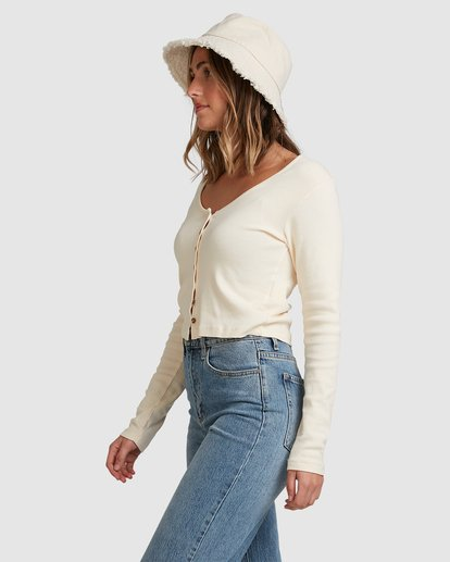 1 Truly Madly Deeply Top White 6508132 Billabong