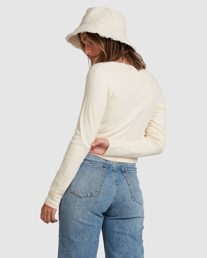 3 Truly Madly Deeply Top White 6508132 Billabong
