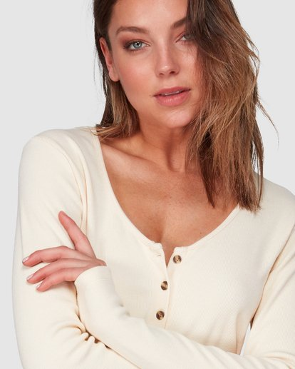 9 Truly Madly Deeply Top White 6508132 Billabong