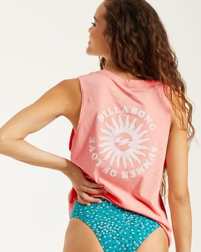 1 Summer Of Love Tank  6508181 Billabong