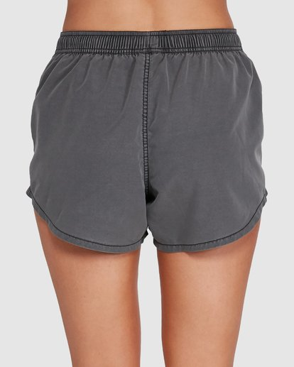 5 Sol Searcher Overdyed Volley Swim Short  6508360 Billabong