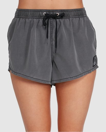 4 Sol Searcher Overdyed Volley Swim Short  6508360 Billabong