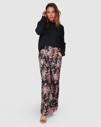 7 Easy Love Pants Black 6508405 Billabong