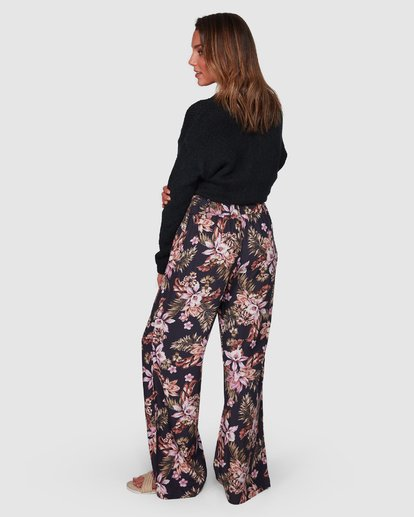 2 Easy Love Pants Black 6508405 Billabong