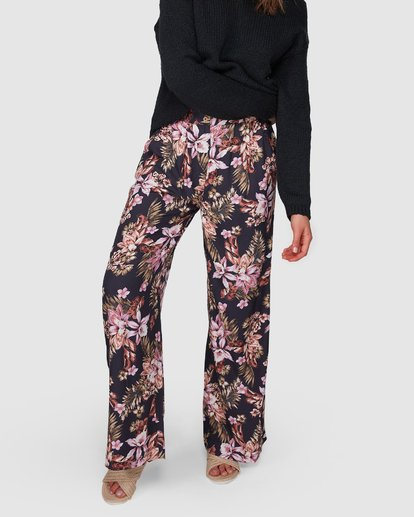 5 Easy Love Pants Black 6508405 Billabong