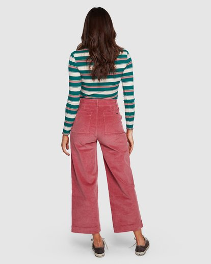 3 Soul Pants Pink 6508407 Billabong