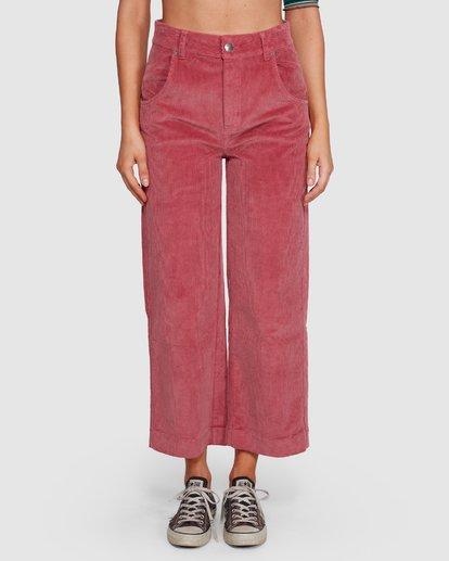 4 Soul Pants Pink 6508407 Billabong