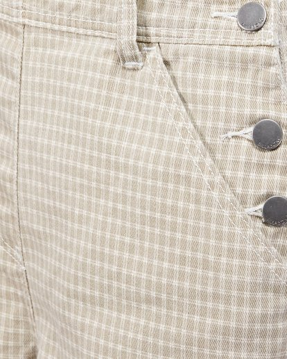 5 Check It Out Overalls Beige 6508432 Billabong