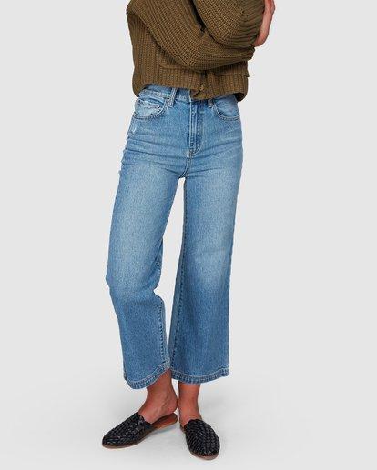 5 Winnie Wide Leg Jeans Blue 6508433 Billabong