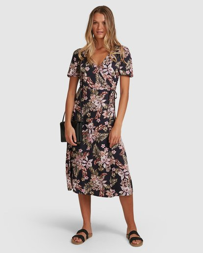 4 EASY LOVE MIDI DR Black 6508473 Billabong