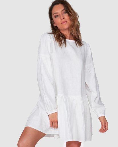 7 Wishes Dress White 6508476 Billabong