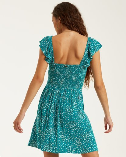 1 Forever Yours Dress Green 6508477 Billabong