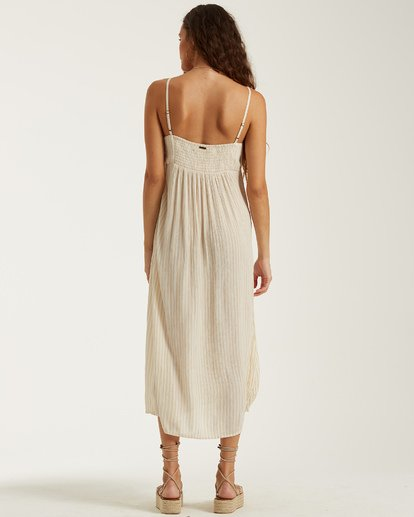 2 Twist It Dress Brown 6508479 Billabong