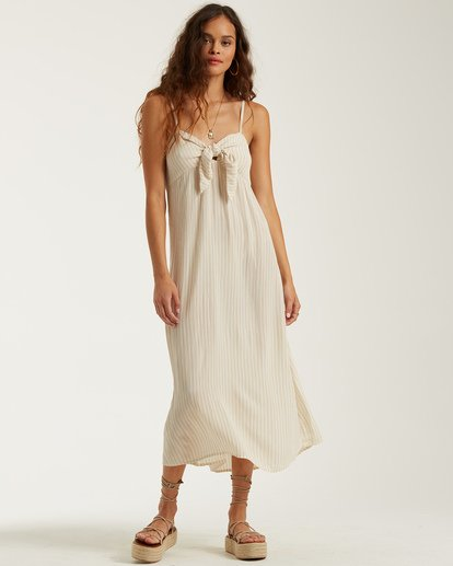 0 Twist It Dress Brown 6508479 Billabong