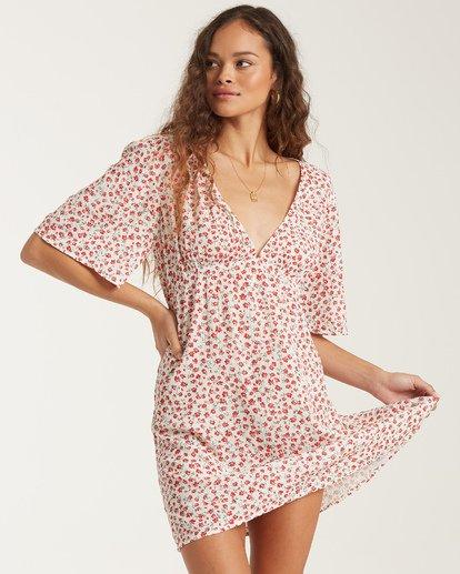 1 Last Dance Dress Beige 6508492 Billabong
